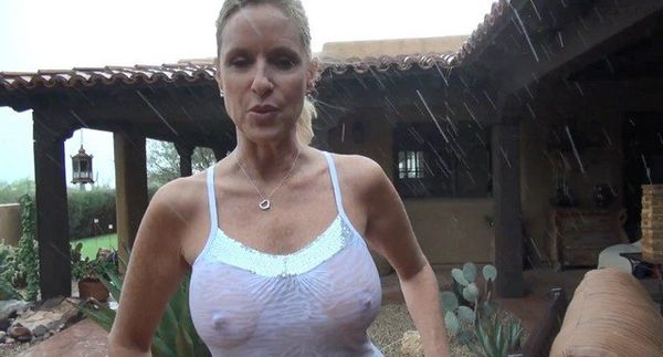Jodi West MOTHER and SON Taboo Handjob in HD POV