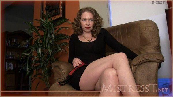 Mistress – T – Fetish Fuckery – Lick Mum's Pussy HD