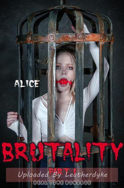 Brutality Part I with Alice | HD 720p | Jaar van uitgave: 11 april 2020