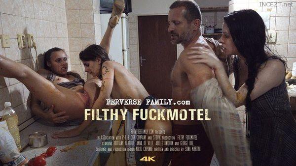 Brittany Bardot, Anna De Ville & Adelle Unicorn – PerverseFamily Siterip Update HD 1080p