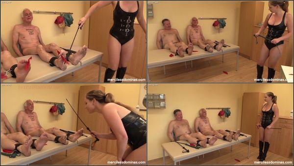 Feet Torture [MercilessDominas] Mistress Inka (1.36 GB)