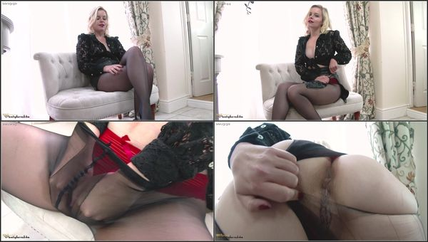 Get Horny At Home [Pantyhosed4U] Anna Belle (1.08 GB)