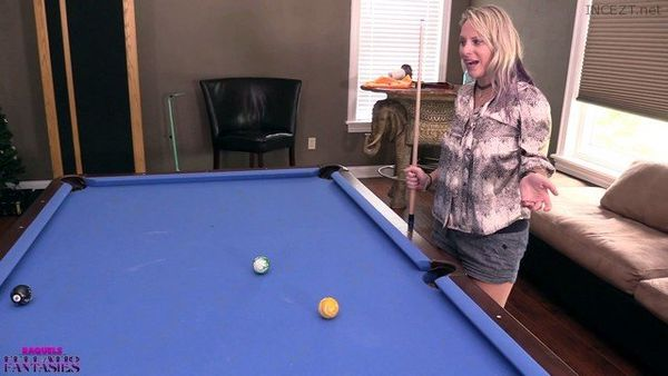 Lessons of Life: Beating My Mom In Strip Pool with Vicky Vixxx HD
