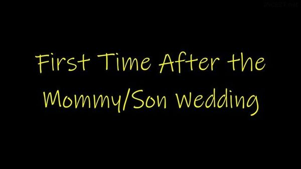 First Time After the Mommy-Son Wedding – Paris Rose HD 1080p