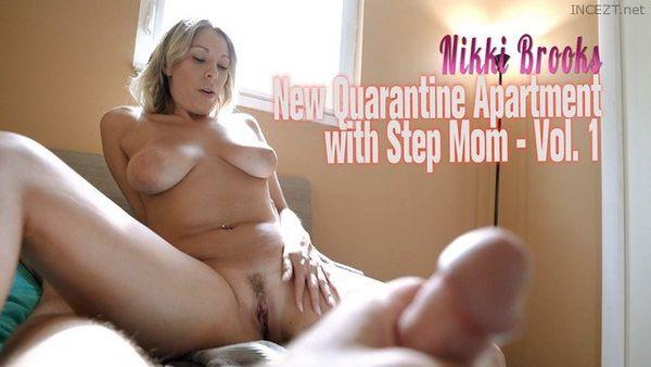 Nikki Brooks in Quarantine Apartment With Stepmom Vol. 1 HD 1080p