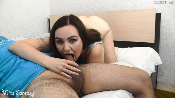 Family Therapy Blowjob and Big Boobs in Doggy Style – Miss Fantasy HD 1080p