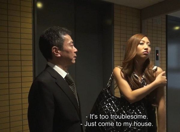 Gorgeous Maki Takei Has A Father-Son Threesome HD UNCENSORED With English Subs!