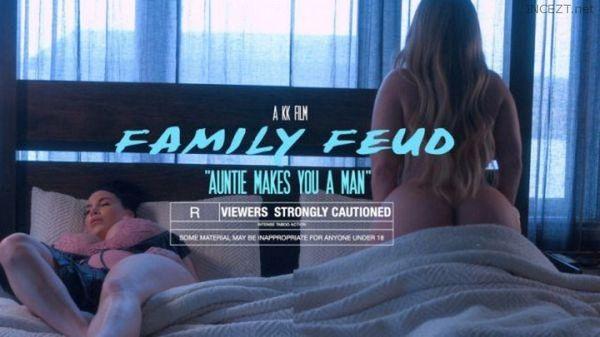Korina Kova – Family Feud: Aunty Makes You A Man HD 1080p