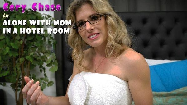 Cory Chase in Alone with Mom at a Hotel Room HD 1080p