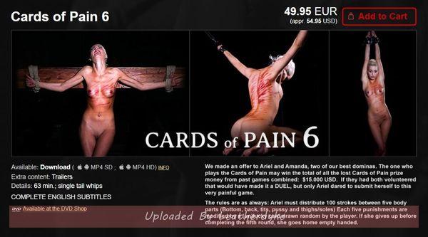 Skausmo kortelės 6