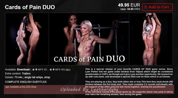 Kaarten fan Pain Duo