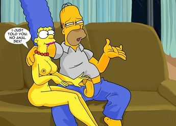 Related Movie: MARGE SIMPSON DOES ANAL