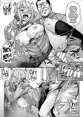 Cover The JK Niece's body is Ojisan's