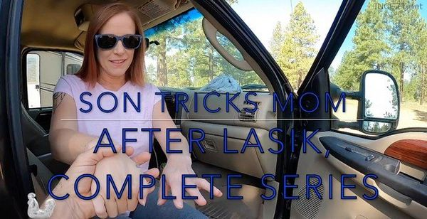 Son Tricks Mom After Lasik, Complete Series – Jane Cane HD 1080p