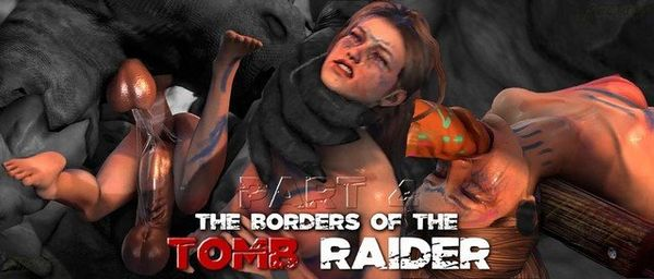 Cover The Borders of the Tomb Raider Part 4 (DarkLust) [2020] [eng]