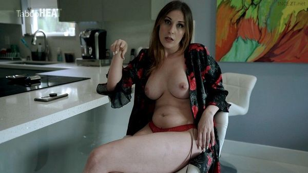 Amiee Cambridge in Home Alone with My New Step Mom HD 1080p