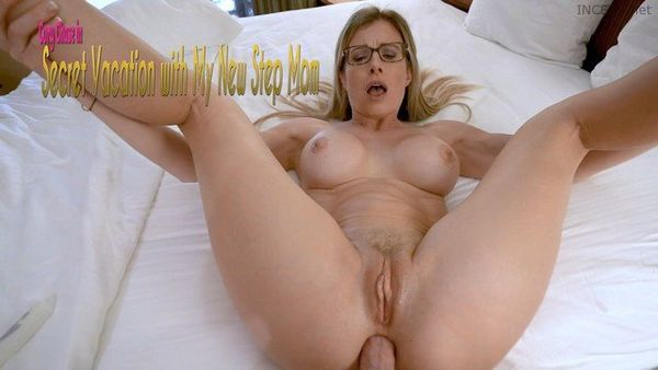 Cory Chase – Secret Vacation With My New Step Mom (HD-1080p)