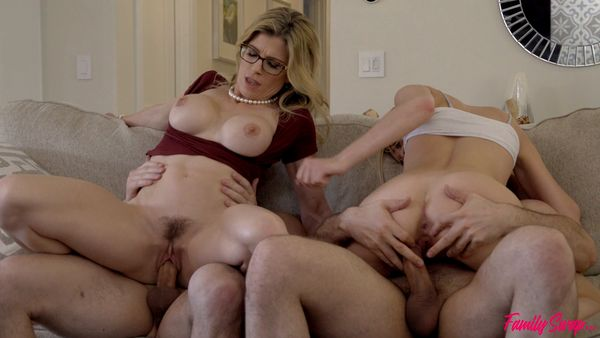 Picking Up The Pieces [FamilySwapXXX] Cory Chase (1 GB)