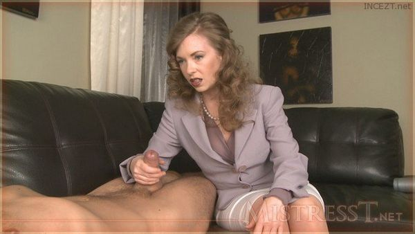 Mistress – T – Fetish Fuckery – FemDom MOM-SON Taboo in POV HD