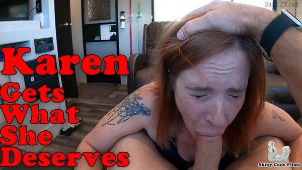 Karen Gets What She Deserves – Jane Cane HD 1080p