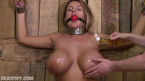 Nipple Enhancement [HuCows] Katie Thornton (823 MB)