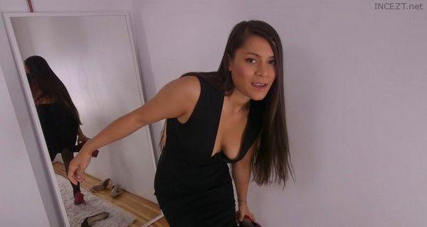 Meana Wolf – Horny Mom Seduces & Fucks Her Son – POV – ANAL HD