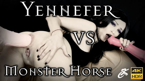 Yennefer vs Monster Horse - KsuColt - FetishMania (4 GB)