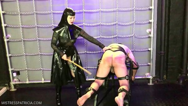 Punishing The Sinner - Mistress Patricia - FetishMania (488 MB)