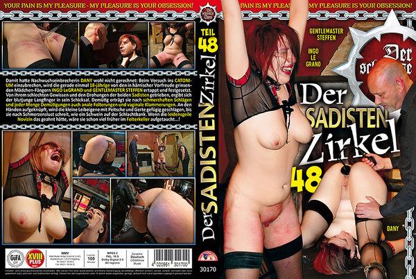Der Sadisten Zirkel Teil 48 [Multi Media Verlag] Dany (1.79 GB)