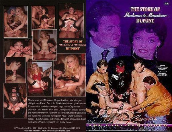 The Story Of Madame And Monsieur Dupont [DBM Videovertrieb] Debora Coeur (2.17 GB)