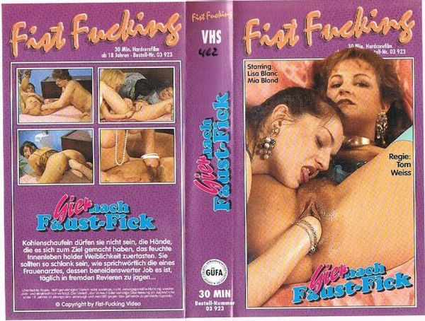 Gier Nach Faust-Fick - Lisa Blanc (229 MB)