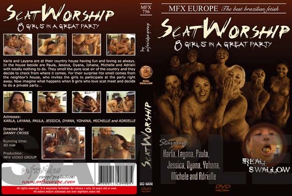 [MFX-756] Scat Worship [MFX Media Productions] Iohana Alvez (703 MB)