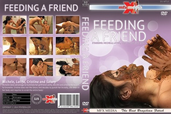 [SD-6105] Feeding A Friend [MFX Media Productions] Latifa (1.28 GB)