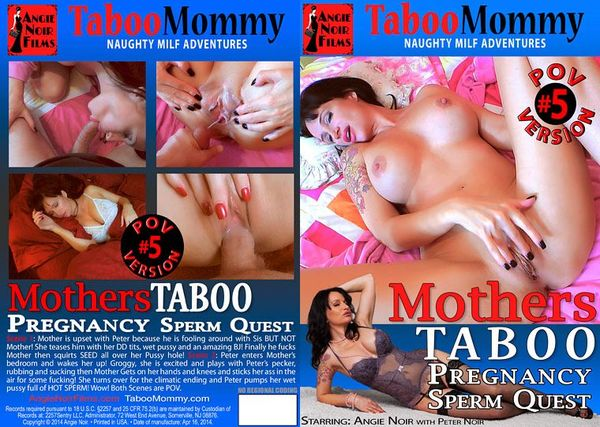 Mothers Taboo Pregnancy #5 - Angie Noir Films (603 MB)
