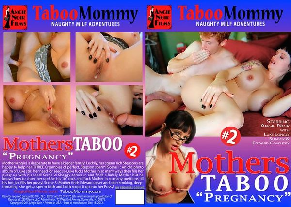 Mothers Taboo Pregnancy #2 - Angie Noir Films (859 MB)