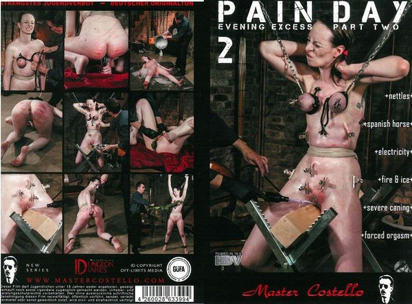 Pain Day Teil 2 - Evening Excess [Off-Limits Media] Amateur (541 MB)