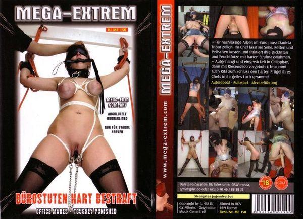 Bürostuten Hart Bestraft [Mega-Film Company] Daniela (669 MB)