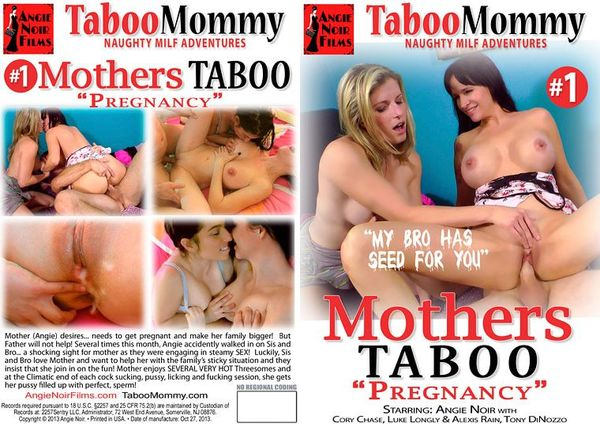 Mothers Taboo Pregnancy #1 [Angie Noir Films] Cory Chase (780 MB)