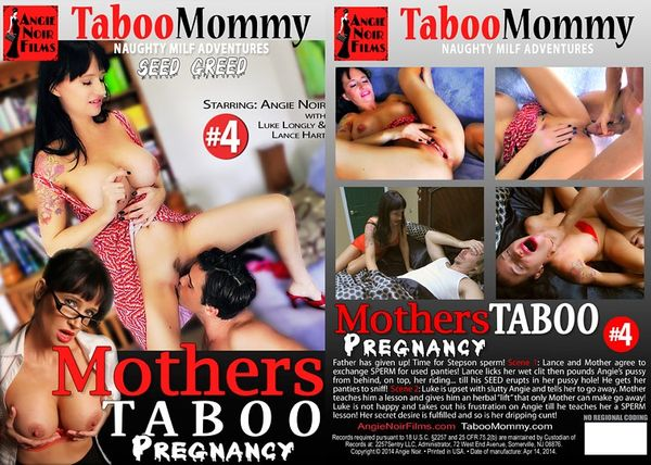 Mothers Taboo Pregnancy #4 - Angie Noir Films (536 MB)