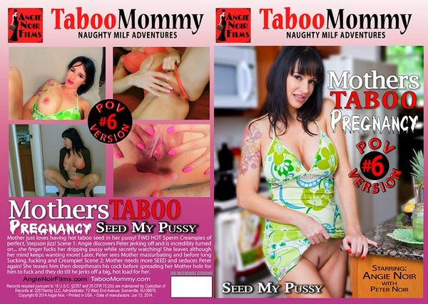 Mothers Taboo Pregnancy #6 - Angie Noir Films (673 MB)