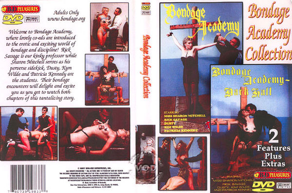 Bondage Academy #2 - Dark Hall [BD Pleasures] Patricia Kennedy (546 MB)