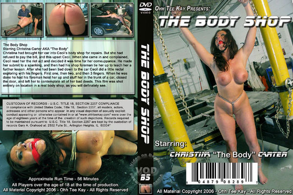The Body Shop [OhhTeeKay] Christina Carter (558 MB)