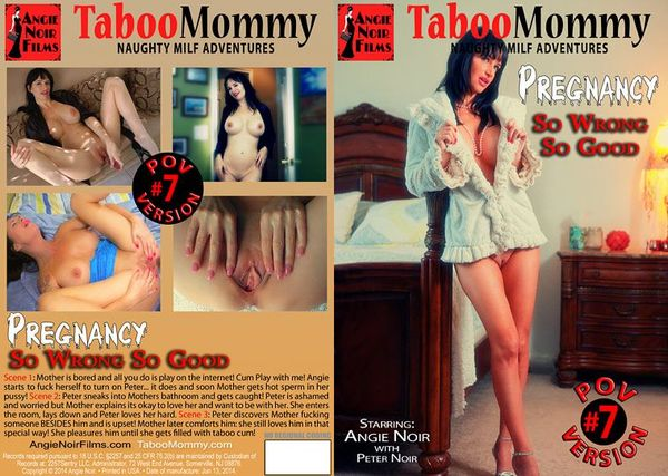 Mothers Taboo Pregnancy #7 - Angie Noir Films (732 MB)