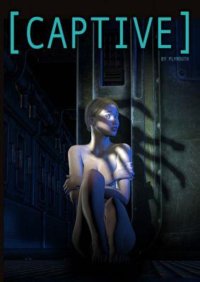 [Plymouth] Captive [3D Porn Comic] alien