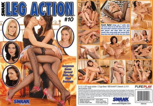 Leg Action #10 [Swank Digital] Monica Sweetheart (1.36 GB)