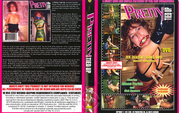 Pretty Tied Up [ZFX Productions] Alison Parish (468 MB)
