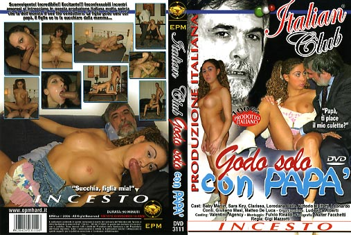 Godo Solo Con Papa [Italian Club] Clarissa Biondi (812 MB)