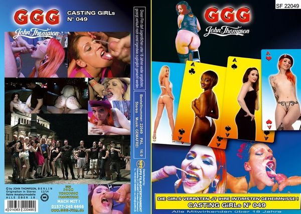 [SF 22049] Casting Girls #49 [GermanGooGirls] Cony Clay (961 MB)