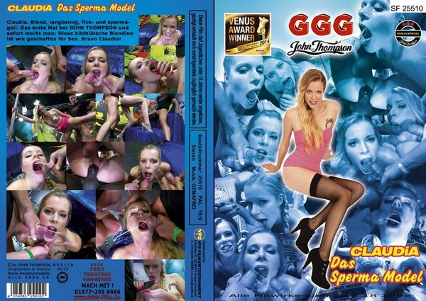 [SF 25510] Das Sperma Model [GermanGooGirls] Claudia (775 MB)