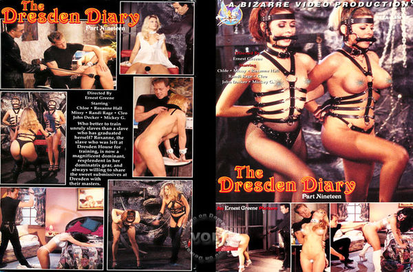 The Dresden Diary #19 [Bizarre Video Productions] Roxanne Hall (852 MB)